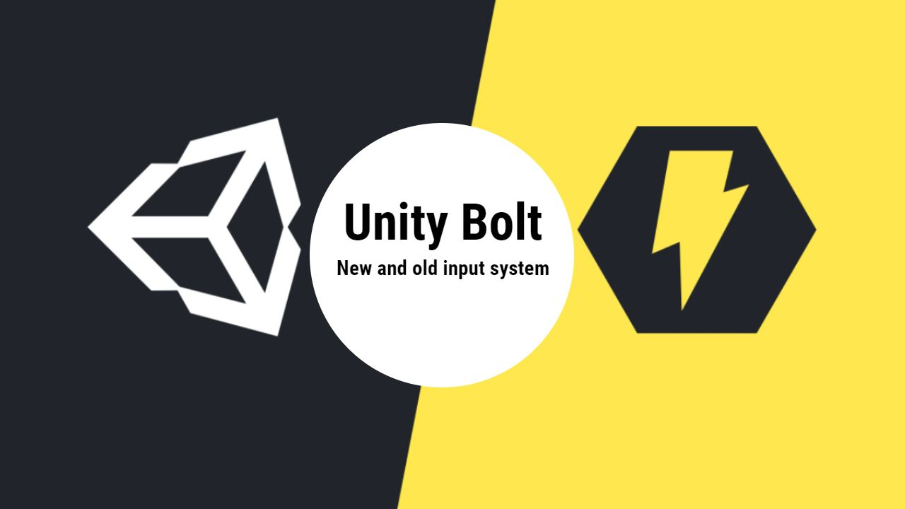 Bolt - Input new and old